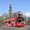 Amsterdam autobus turistico