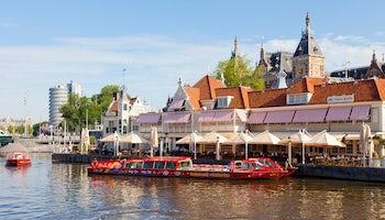 Amsterdam crucero hop on hop off