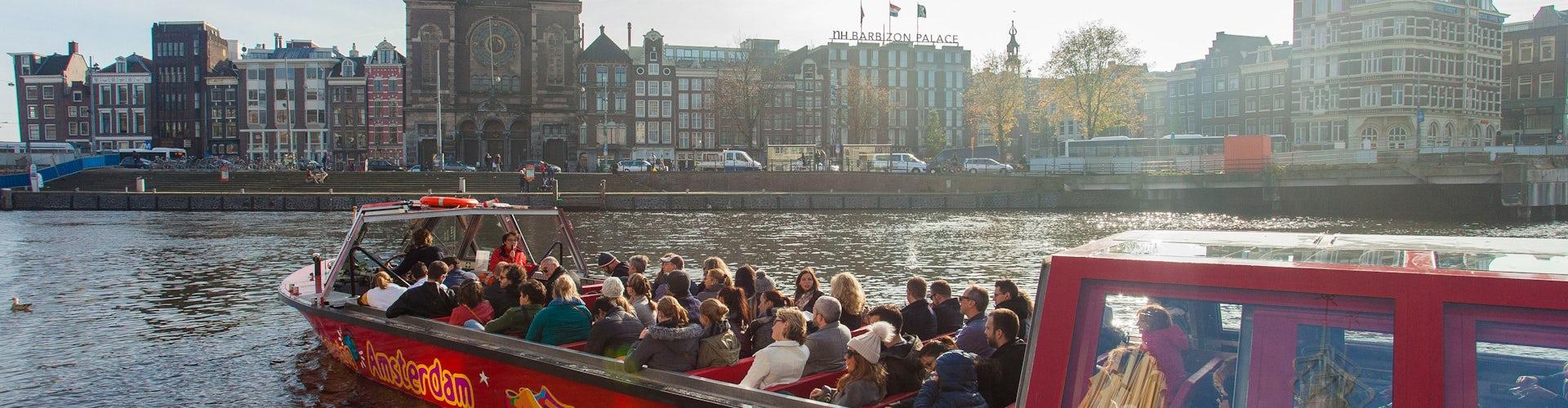 Amsterdam crucero turistico