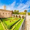 Castillo De Montjuic 2