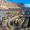 Coliseo Visita Guiada Subterraneo