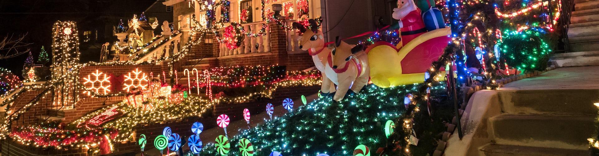 Dyker Heights Navidad