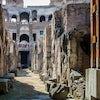 Galería Subterránea Del Coliseo 1