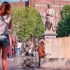 La Plaza De Rembrandt 1