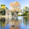 La Belleza De Villa Borghese