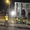 Roma De Noche En Segway