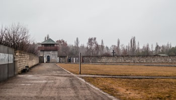 Sachsenhausen campo concentracion