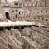Visita Al Coliseo Subterráneo Y Arena