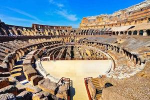Visita Guiada Al Coliseo Con Arena 2