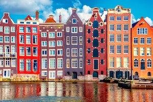 Amsterdam Tour A Pie