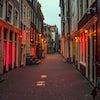 amsterdam tour barrio rojo