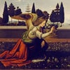 Anunciacion Leonardo Da Vinci