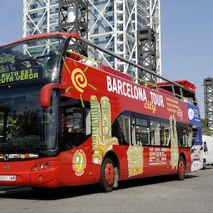 barcelona city tour hop on hop off