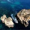 Barco Ponta Da Piedad Algarve