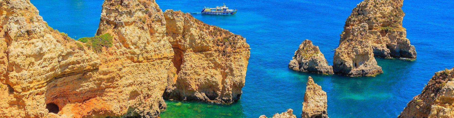 Barco Ponta Da Piedade