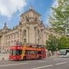 Berlin Bus Turistico Reichstag