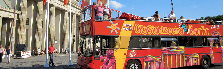 Autobús Turístico Berlín City Sightseeing