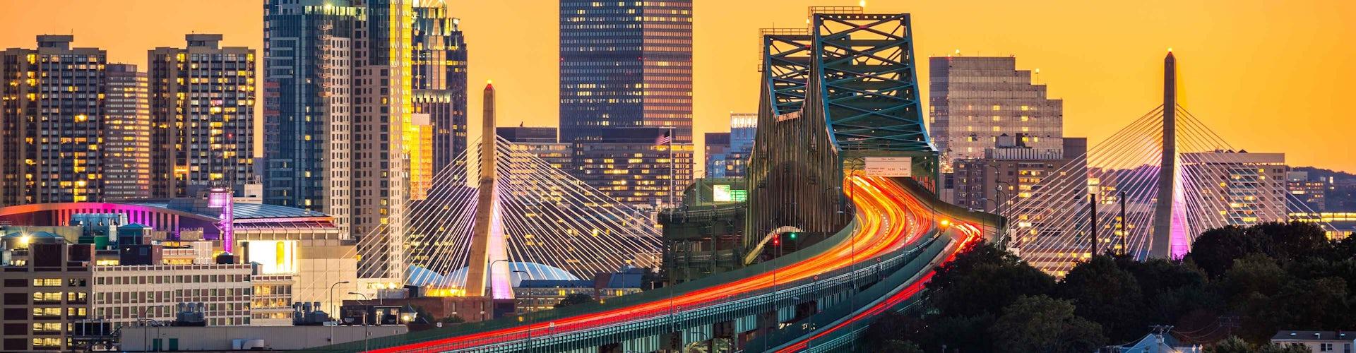 boston desde nueva york