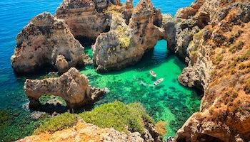 Bote Lagos Algarve Tour