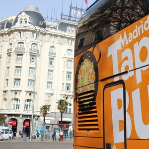 bus de tapas en madrid