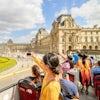 Bus Turistico Paris Louvre