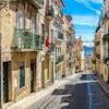Calles adoquinadas de Lisboa