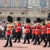 Cambio Guardia Buckingham