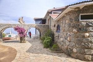 Casa De Pablo Neruda Isla Negra Adobestock 278856524