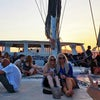 Catamaran Orsom Sunset