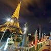cena bistro parisien paris torre eiffel