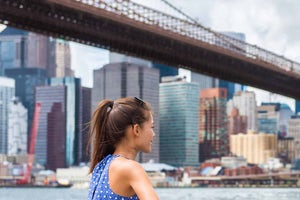Contrastes De Nueva York