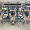 Copas Museo Real Madrid