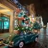 Covent Garden Navidad Con Coche