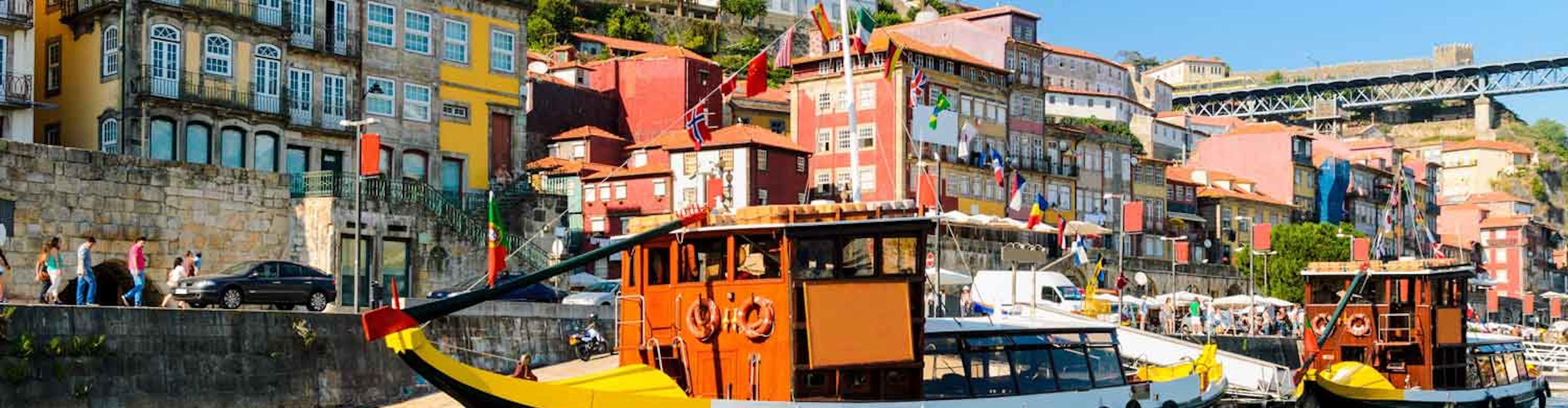 El Famoso Crucero de los Seis Puentes de Oporto