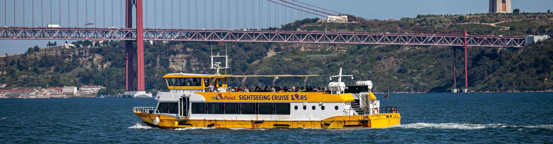 Crucero Tajo Lisboa