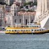 Crucero Turístico por el Río Tajo de Lisboa -  Yellow Boat River Tour