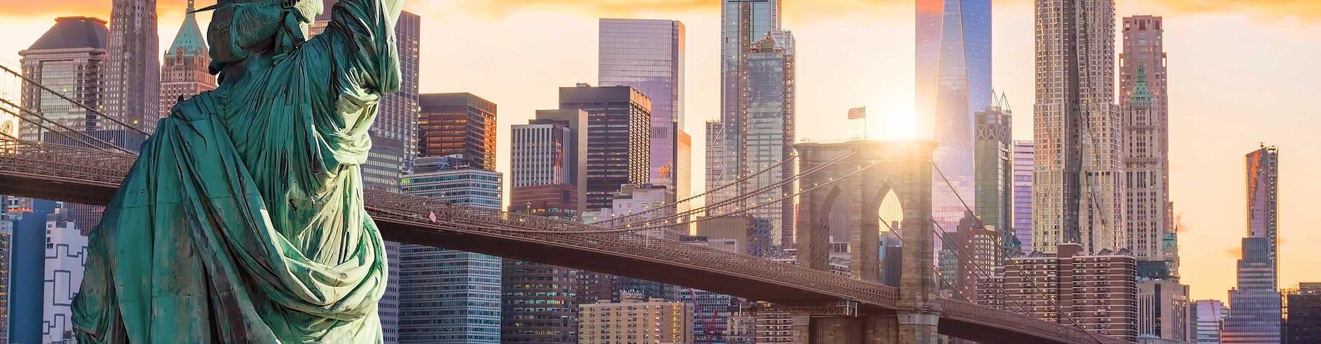 estatua de la libertad nueva york
