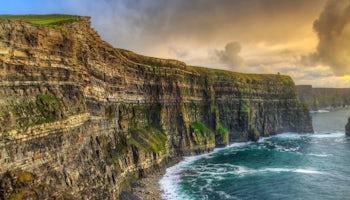 Moher Cliffs Ireland