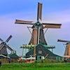 Molinos Amsterdam Zaanse Schans