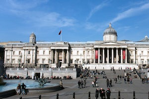 National Gallery London Building