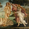 Nacimiento Venus Botticelli Uffizi