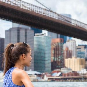 new york contrastes girl