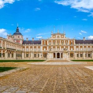 palacio aranjuez excursion