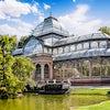 palacio de cristal parque del retiro