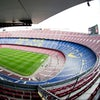 Panoramica Camp Nou Barcelona