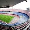 Panoramica Camp Nou Barcelona