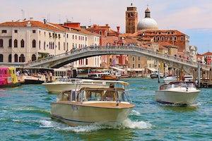 Paseo En Barco Venecia