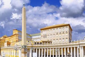 Plaza San Pedro Ciudad Vaticano 1