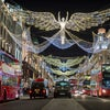 Regent Street Navidad