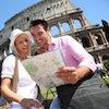 roma pass pareja transporte publico